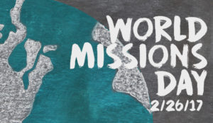 World Missions Day 2017