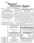 March 2017 Missouri Missionary Baptist Paper