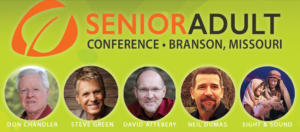 Senior Adult Conference Branson