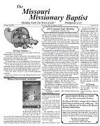 November Missouri Missionary Baptist