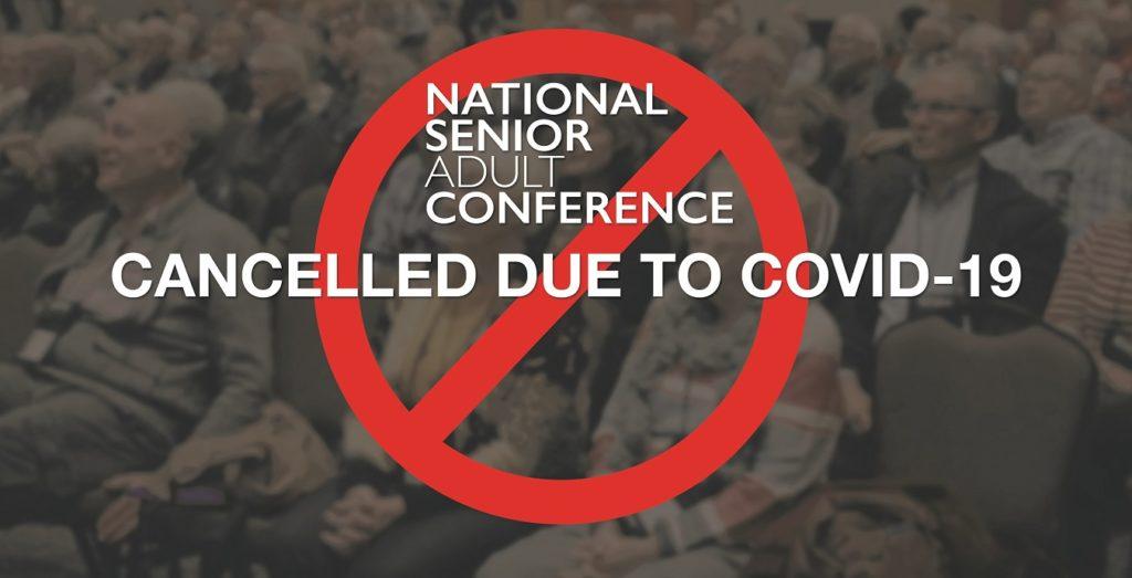 National Senior Conference Canceled