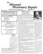 July 2020 - Missouri Missionary Baptist Paper