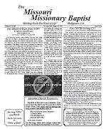 August 2020 - Missouri Missionary Baptist