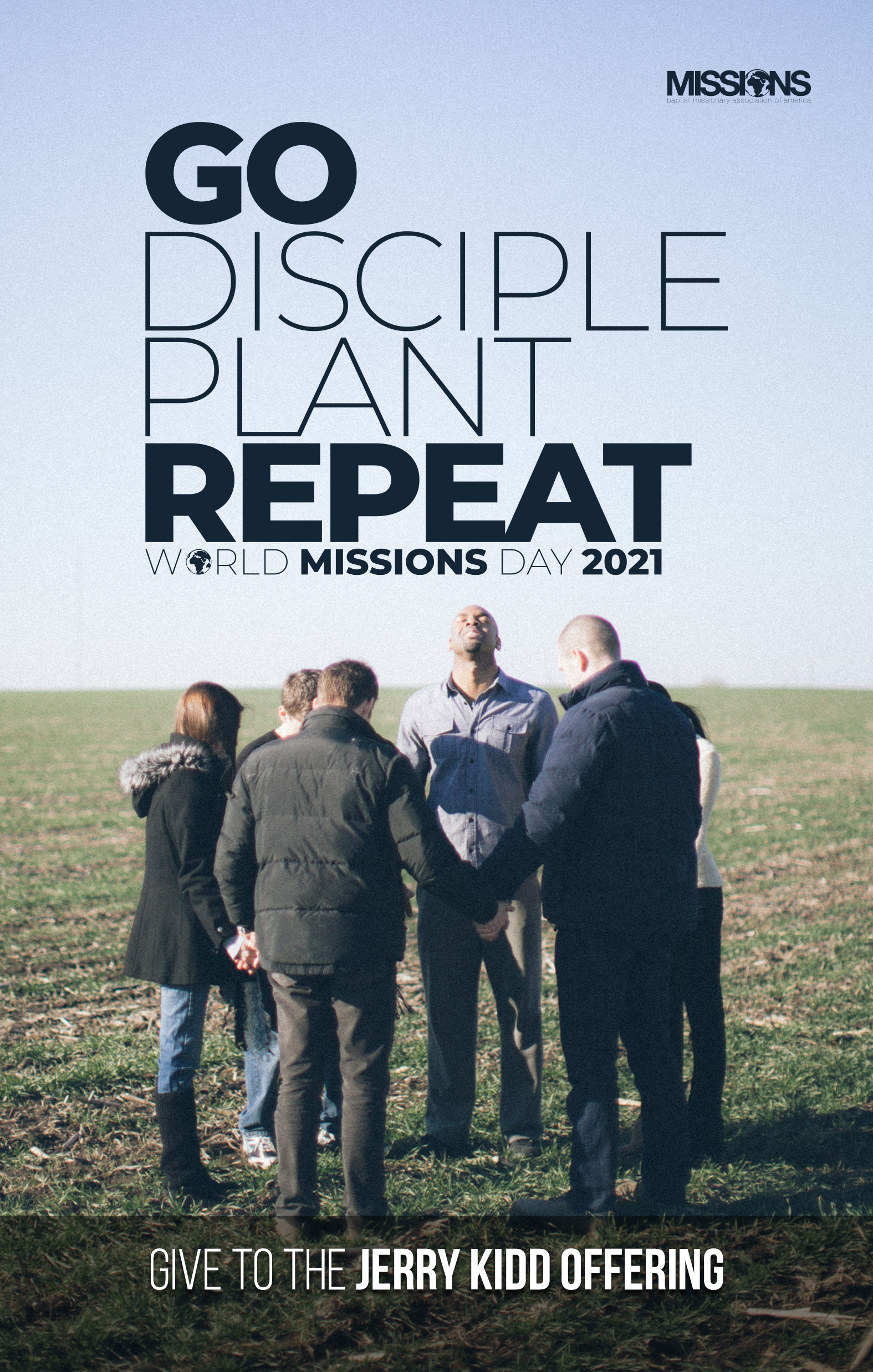 Go Disciple Plant Repeat 2021